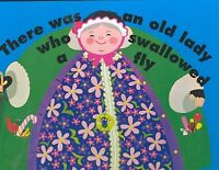 There Was an Old Lady Who Swallowed a Fly, Hardcover by Adams, Pam (ILT); Tab...