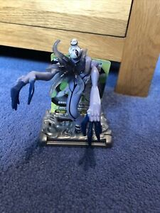 Ben 10 Ghostfreak Action Figure With Stand And Card