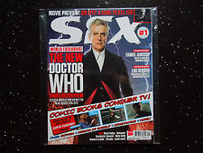 SFX Magazine #251 Doctor Who ( September 2014 )