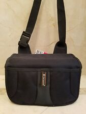 Nwt Samsonite Camera Video Camcorder Carrier Carrying Carry All Case Bag Black
