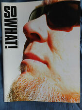 More details for so what! metallica fanclub magazine vol 15 number 1 2008 mint