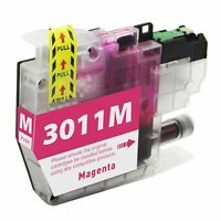 Magenta LC3011 INK Cartridge for Brother MFC-J491DW MFCJ497DW/J690DW/J8950DW
