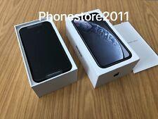 Apple iPhone Xr - 64GB - Black *Unlocked*  *Apple Warranty August 2021*