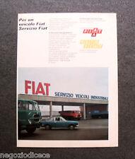 AW59 - Clipping-Ritaglio -1969- AUTONOTIZIE SPA TORINO,VEICOLI INDUSTRIALI FIAT