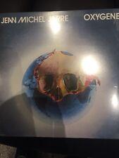 JEAN MICHEL JARRE - OXYGENE LP VINYL REISSUE - NEW AND SEALED
