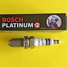 New BOSCH Platinum+2 Spark Plug - 4312 Made in Germany
