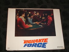 Vigilante Force movie promo lobby card - single card