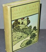 Kenneth Grahame Dream Days (Illustrated by Maxfield Parrish) 1902