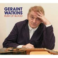 Watkins. Geraint - Rush Di Sangue Nuovo CD