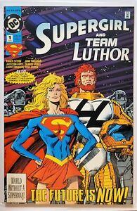 Supergirl / Lex Luthor Special #1 (Apr 1993, DC) VF/NM