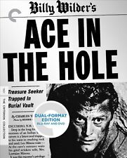 ACE IN THE HOLE CRITERION COLLECTION DUAL-FORMAT DIGIPACK BLU-RAY/DVD [BRAND NEW