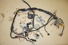 Yamaha chappy lb50 lb80 lb set of electrics harness loom coil cdi
