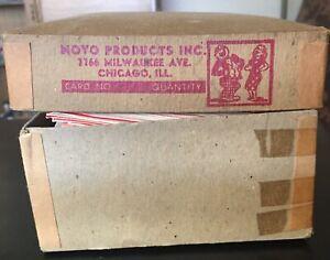 LRG LOT 84 Vtg 1950's UNUSED Risque Greeting Cards Novo Laugh-XMAS-VALENTINES