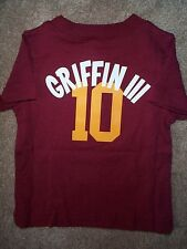 Redskins ROBERT GRIFFIN III RG3 nfl INFANT BABY NEWBORN Jersey Shirt 12M Months