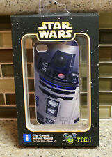 New Disney Parks STAR WARS R2-D2 iPhone 4S Smartphone Cell Phone Clip Case