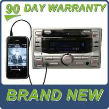 HONDA Accord CR-V CRV Civic Radio 6 Disc Changer MP3 CD iPod iPhone AUX Input