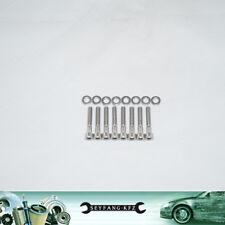 Acier Inoxydable Vis Bougies D'allumage Capot Nissan Silvia 200sx s13 ca18det