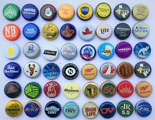 500 [Mixed] Beer Bottle Caps (No Dents) Awesome Assortment Micro Macro Brewery