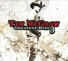 Greatest Hits, Vol. 3 by Tim McGraw (CD, Oct-2008, Curb)