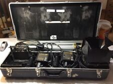 Lowel DP 1000W 3-Light Kit with Case  Barndoors | Grand Stand | Cables 03151A