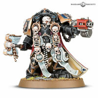 Warhammer 40K - Space Marine Terminator Chaplain - Collector's Edition - NUEVO