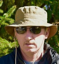 """Arktis V194BTS Coyote Boonie Hat, Size 7"""" to 7-3/8"""" SAS Ranger Special Forces"""