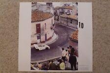 1971 Porsche 908/3 Spyder Targa Florio Showroom Advertising Poster RARE! Awesome