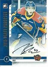 2012-13 2013 ITG Draft Prospects Silver Version CONNOR MCDAVID #A-CM2 Autograph