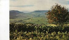 Postcard Yorkshire  Esk valey and little fryup dale from  Oakley Walls