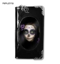 ANNE STOKES 3D Purse Wallet Black PVC Gothic Fantasy Muerte 'Day of The Dead'