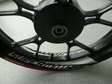 Rieju Mrt 50 Wheel Super Moto Version New Rim 17 Inch