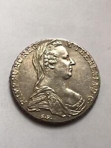 Austria Silver Thaler 1780