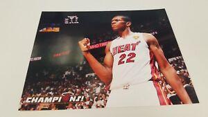 James Jones 8X10 GLOSSY PHOTOS UNSIGNED FREE S&H NBA BASKETBALL Miami Heat Cavs