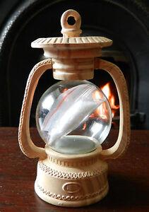 Make your own 45mm Snow Globe Lantern Kit (resin frame, glass globe, fake snow )