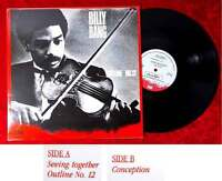 LP Billy Bang: Outline No. 12 (OAO CELL 5004) US 1983
