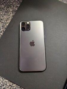 Apple iPhone 11 Pro - 256GB - Space Gray (Unlocked) A2160 (CDMA + GSM)