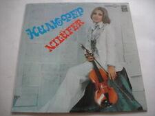 NILUFER Turkish Female PSYCH FOLK LP ULTRA RARE Soviet/RUSSIAN Cover