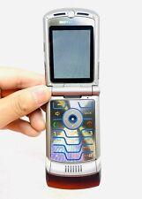 Motorola Razr V3m - Gray/Silver Sprint