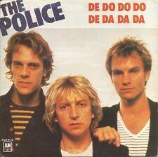 """The Police 7"""" De Do Do Do, De Da Da Da - Europe"""