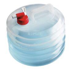 Rockland Faltkanister faltbarer Camping Kanister Wasserbehälter 10Liter mit Hahn