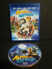 Alpha and Omega (Blu-ray/DVD, 2011)