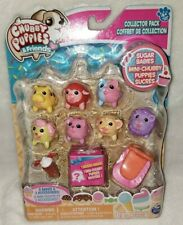 NEW Pack! Chubby Puppies & Friends Collector Pack SUGAR BABIES 10 Pk Lot Set