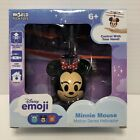 Disney Ultimate Emoji Minnie Mouse Motion Sense UFO Helicopter NEW