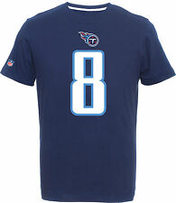 NFL Kids Tennessee Titans Marcus Mariota Mint 8 Football Jersey Youth