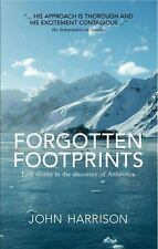 Forgotten Footprints: Lost Stories in the Discovery of Antarctica-ExLibrary