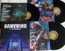 Hawkwind at The Roundhouse 3 X Vinyl LP & PREORDER 30th March 2018