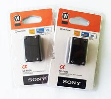 2 X NP-FW50 Battery For Sony Alpha A7 A7II A7R A7RII NEX 3C 3D 3K 5 5N 5T 5K 5C