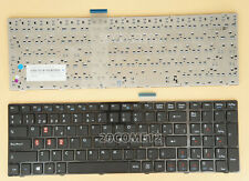 for MSI FX600 FX600MX FX603 FX610 FX610MX FX620 FX620DX keyboard Spanish Tecaldo