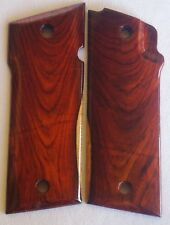 COONAN, MODEL A .357 Magnum Classic  COCOBOLO ROOT WOOD GRIPS C-8 NICE!