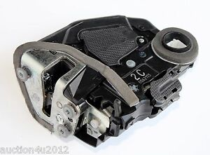09 10 11 12 Scion xD / Toyota Corolla Rear Left door Power Lock Latch Actuator
